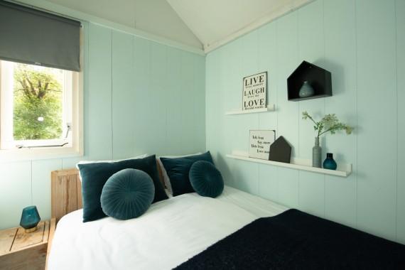 Strandhaus Schlafzimmer