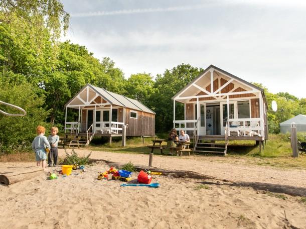 Strandhaus Strandhäuser bungalow camping Geversduin Holland