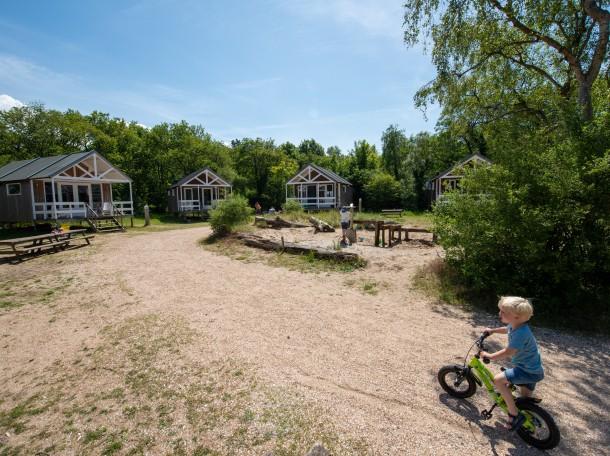 strandhaus unterkunft bungalow camping geversduin nord holland