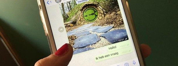 Telefon Whatsapp Geversduin Rezeption