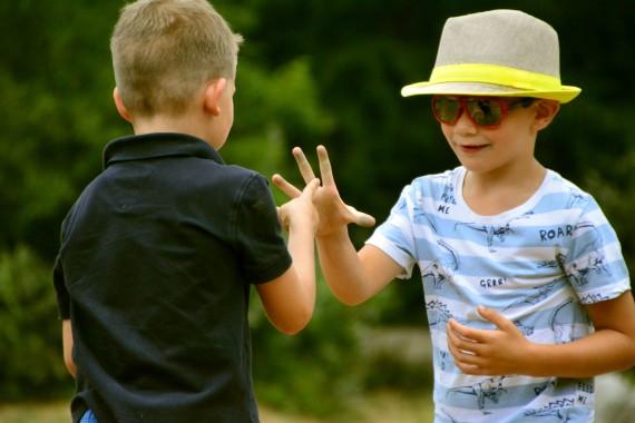 Kinder Spiel Geversduin